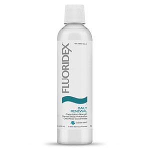 Mouthwash Fluoridex Daily Renewal Oral Rinse Mint 8